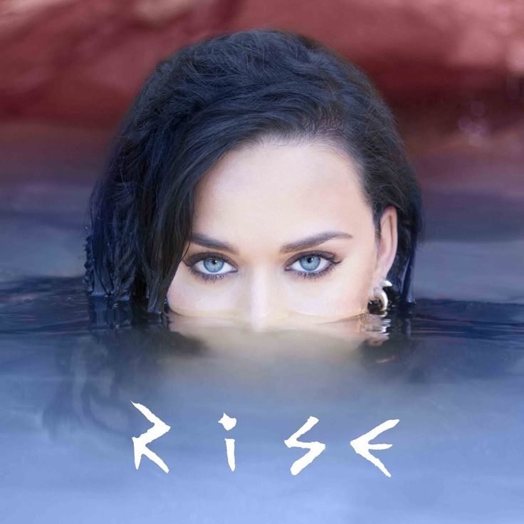 """Katy Perry's new anthem """"RISE"""" is available now: http://smarturl.it/KatyRise"""