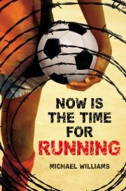 In Now Is The Time For RUNNING, by Michael Williams, two brothers and their friends must run for their lives from the soccer field in war-torn Zimbabwe. This is a story about the hardships, discrimination and prejudice modern day refugees face. Teens will connect to this uplifting survival story of brotherly love while it supports the developmental assets of Constructive Use of Time, Positive Values, Social Competencies & Positive Identity.    #Zimbabwe #refugee #soccer