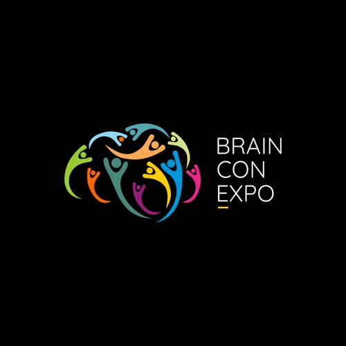 State-of-the-art logo for state-of-the-art nonprofit! Help revolutionize Brain Con Expo 🌟 Design by OriQ