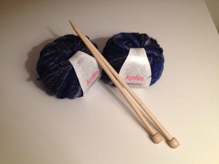 Proyecto con lanas katia