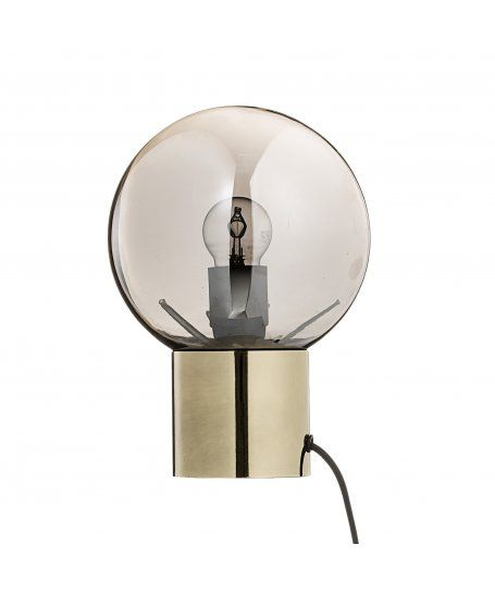 Lampa stołowa Bloomingville – szklana kula