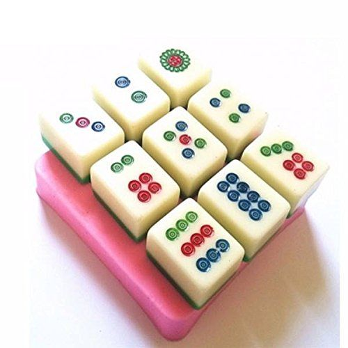 DIY Mould Sugar Cookies Baking Tool Cylinder Mahjong Chocolate Cake Mold shopping >>> Learn more by visiting the image link.