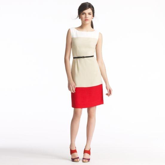 Kate Spade Colorblock Brodie Dress
