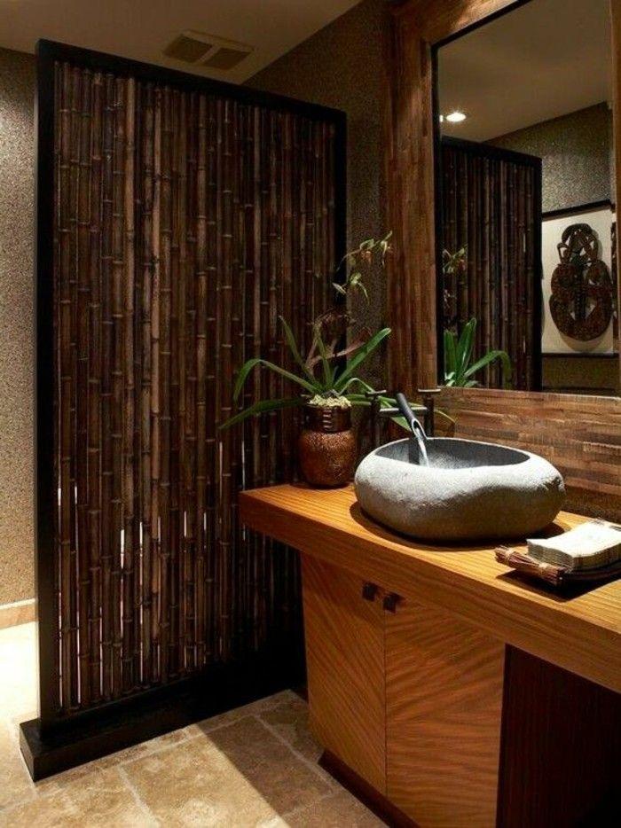 Les 241 meilleures images propos de salle de bain sur - Ambiance zen lexemple de la maisonmrn ...