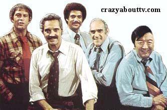 Barney Miller - Great ensemble cast of men...