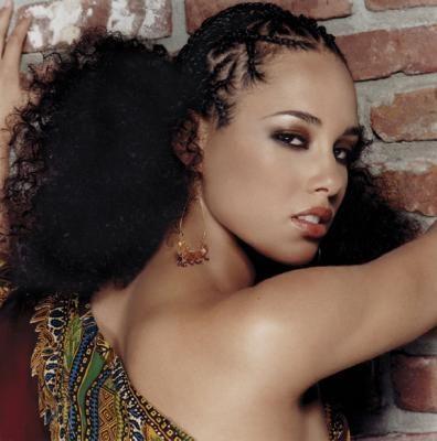 Alicia KEys looking braids - Google Search
