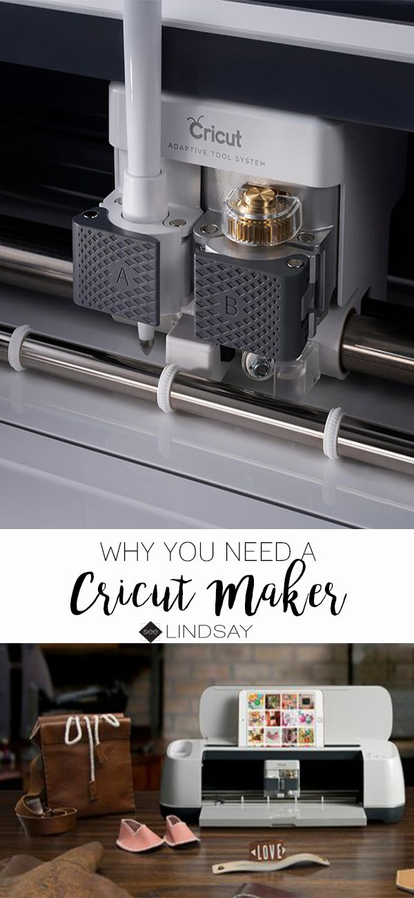 Why should you buy a Cricut Maker? I'm here to answer all your questions.