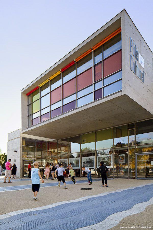 Galeria - Centro Cultural de Sedan / Richard + Schoeller Architectes - 2