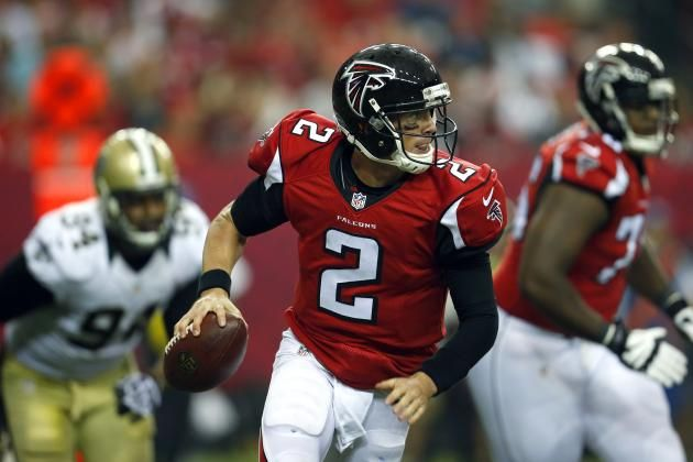 Thursday Night Football Week 6: TV Schedule, Live Stream for Falcons vs. Saints -  By Chris Roling , Featured Columnist Oct 15, 2015