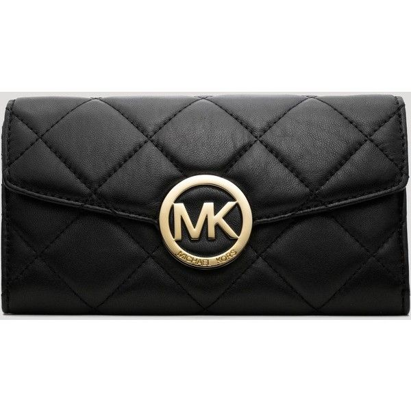Michael Michael Kors Wallet - Fulton Quilted Trifold | Imaginary ... : michael kors fulton quilted tote - Adamdwight.com