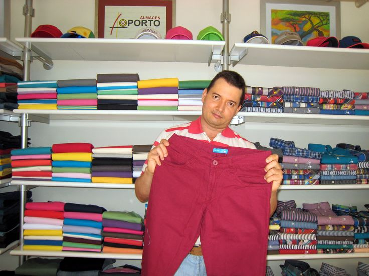 Almacén Oporto en Cartago, Valle del Cauca, moda para caballeros, con pantalones