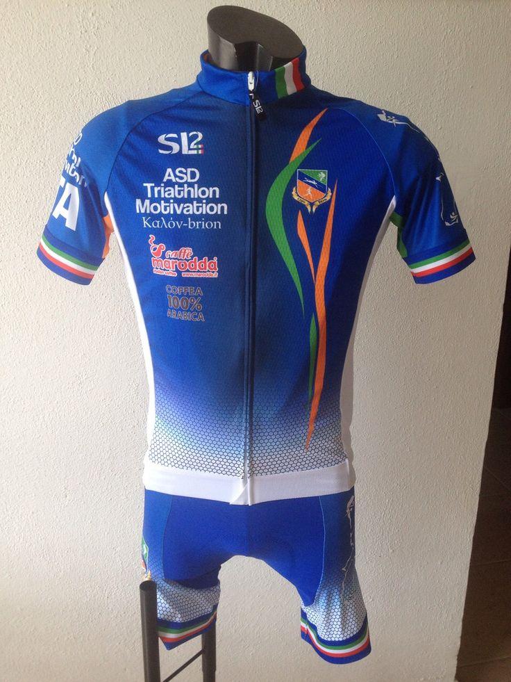Triathlon Motivation - Settore #ciclismo #sl2cyclingwear #calabria #abbigliamentotecnicopersonalizzato