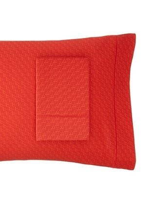 67% OFF Sonia Rykiel Maison Set of 2 Bouquet Rouge Pillowcases
