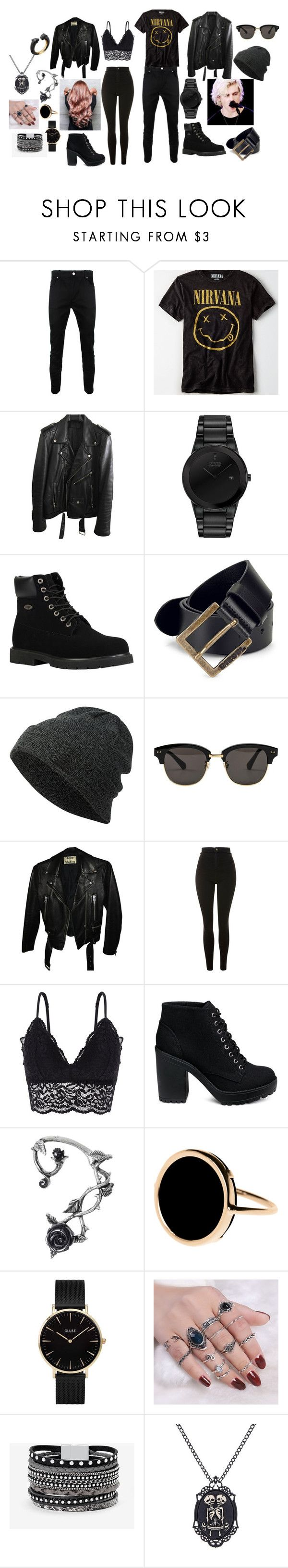 . by patriivasca on Polyvore featuring Oysho, Acne Studios, Topshop, Ginette NY, CLUSE, White House Black Market, BLK DNM, Moschino, Gentle Monster and Citizen