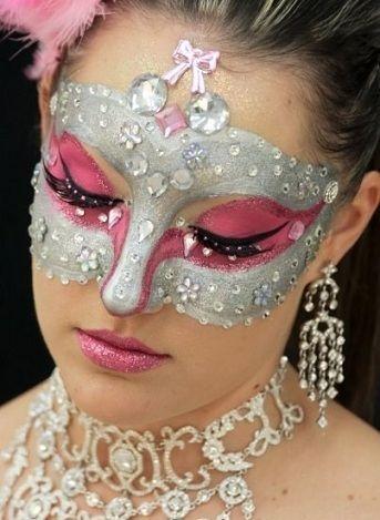 Las venas sobre la persona como arreglar las máscaras