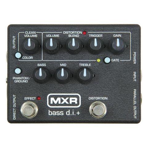 MXR BASS DI PLUS | Bass Centre
