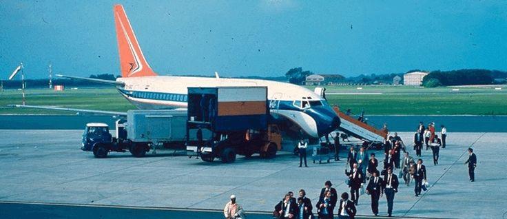 SAA Boeing 737