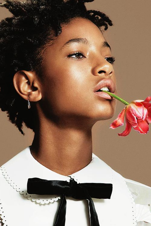 "willowlover: ""  Willow Smith in Stance Campaign. ""                                                                                                                                                                                 もっと見る"