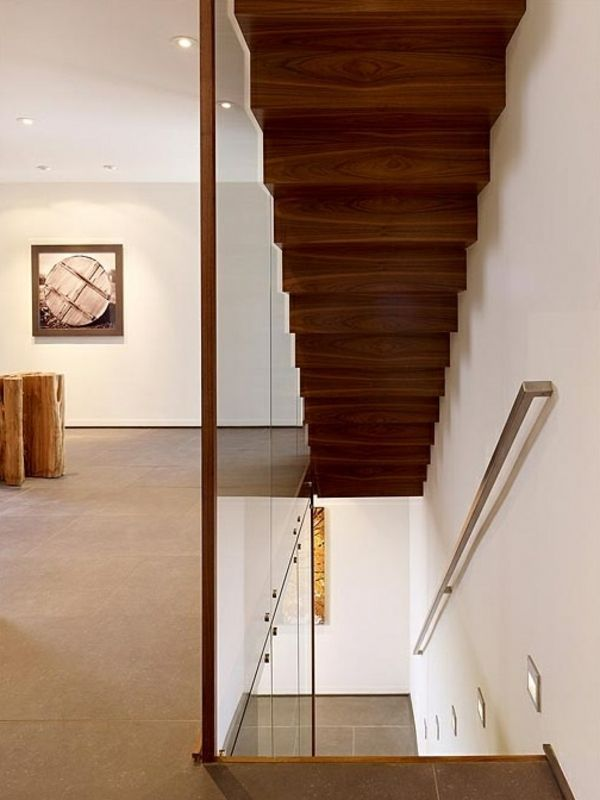 33 best Treppe images on Pinterest House, Glass and House design - holz treppe design atmos studio