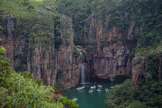 Roteiro de 4 dias em Capitólio,  Minas Gerais