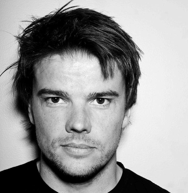 Bjarke Ingels, danish architect. Born 1974 in Copenhagen