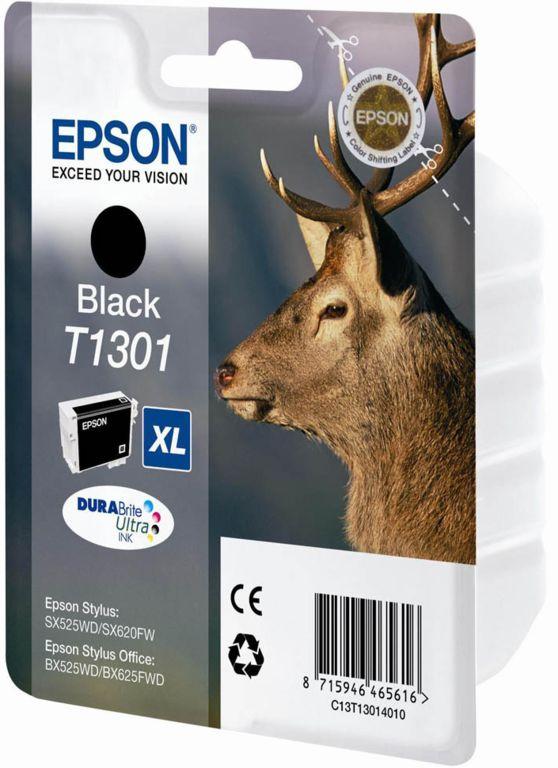 Epson C13T13014010 Black