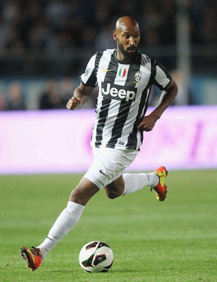 Nicolas Anelka on Juventus