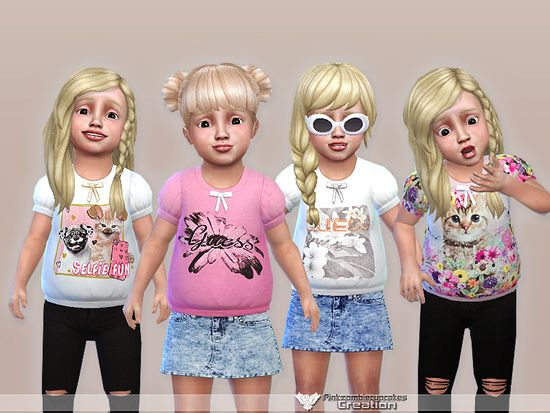 Pinkzombiecupcakes' Sweet Fun Toddler Casual Collection