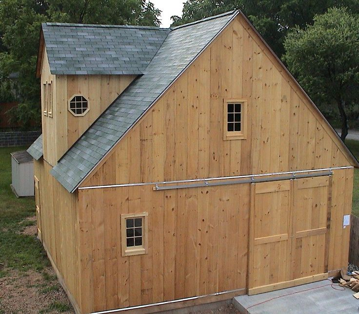 Shelterkit whether you 39 re interested in designing a for Barn renovation