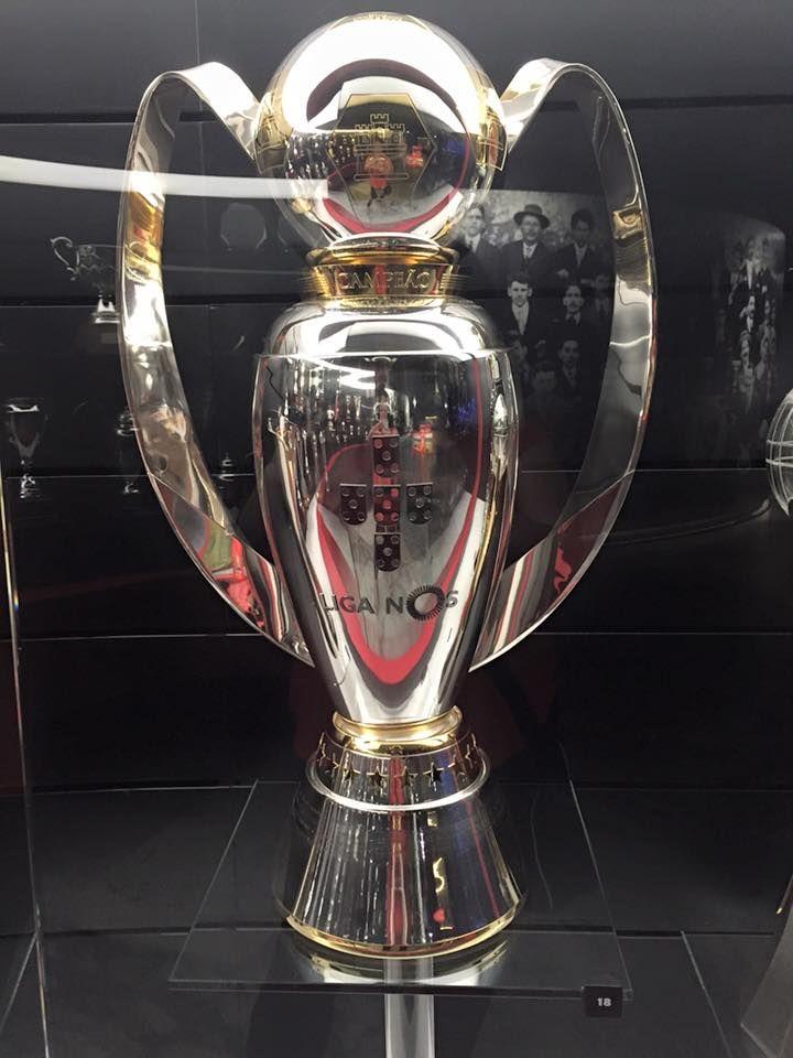 O 34º Campeonato Nacional, no Museu Benfica - Cosme Damião. #SLB34