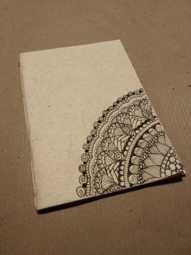 Book Cover Design Drawing Easy ~ Best images about diy school supplies on pinterest