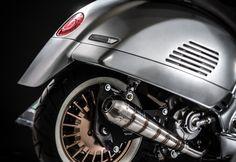 Vespa 300 SS Custom Umbau von Zweirad Gill 2