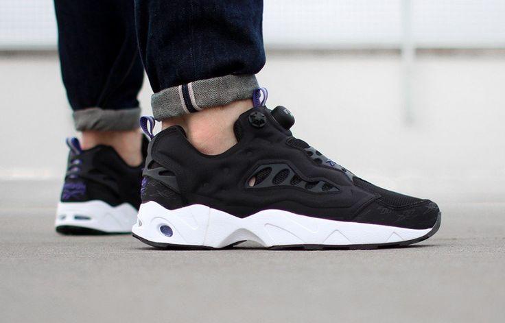 Reebok Pump Shoes Black