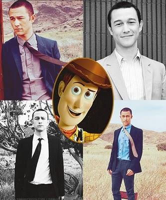Joseph Gorden Levitt as Woody