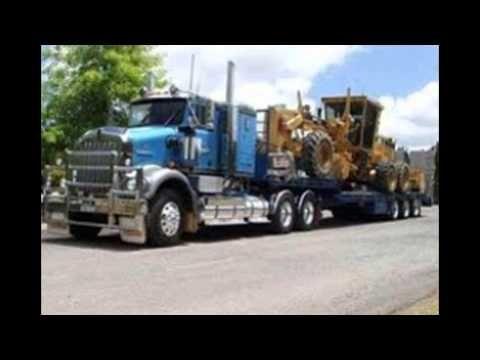 cargo trailer shipping company