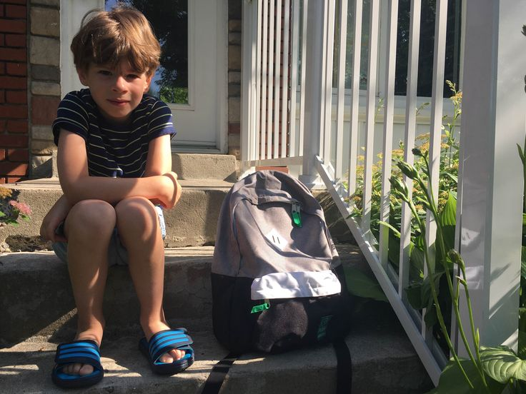 My First Back-To-School... As a Parent! | Natrel