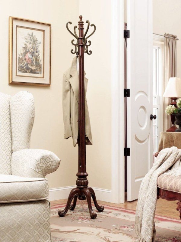 1000  images about Antique coat tree rack on Pinterest | Coats