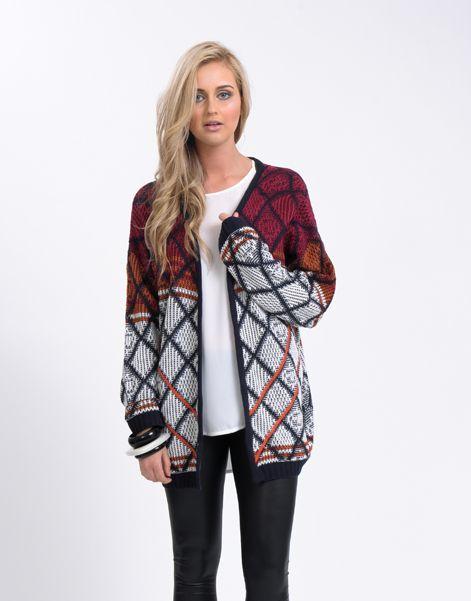 Cocoon Knit #fashion