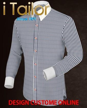Design Custom Shirt 3D $19.95 smoking anzug Click http://itailor.de/suit-product/smoking-anzug_it52168-1.html