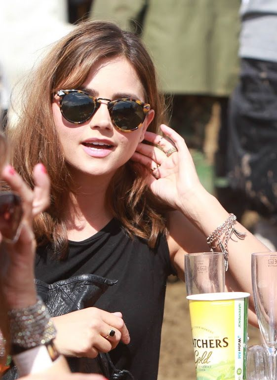 The Billy Files: Jenna-Louise Coleman