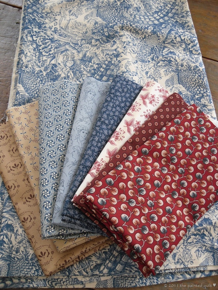 83 best Fabric Stash Civil War images on Pinterest | 3/4 beds ... : civil war fabric reproductions for quilting - Adamdwight.com