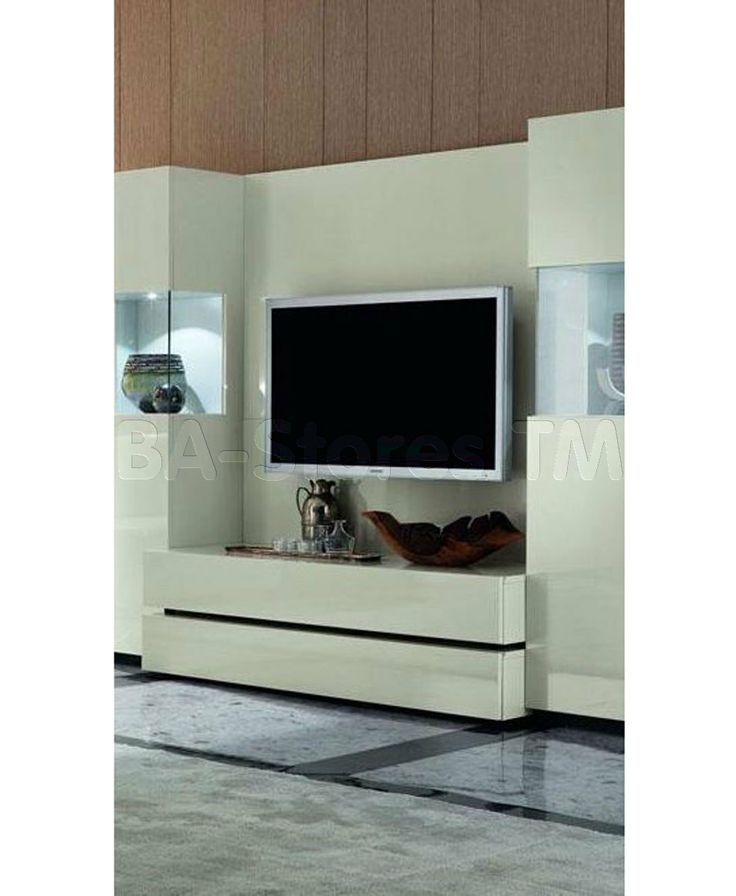 Rossetto USA Nightfly Wall Unit In White · Modern Living RoomsModern Living  Room FurnitureContemporary ... Part 61