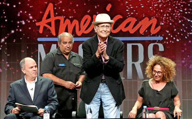 Norman Lear gives 6 strong opinions about American life at TCA | EW.com