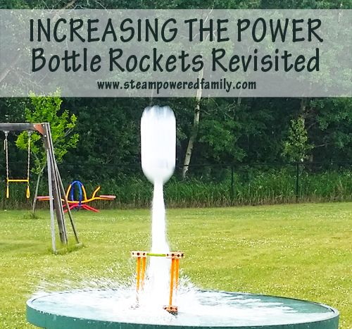 Bottle Rockets Powered Up