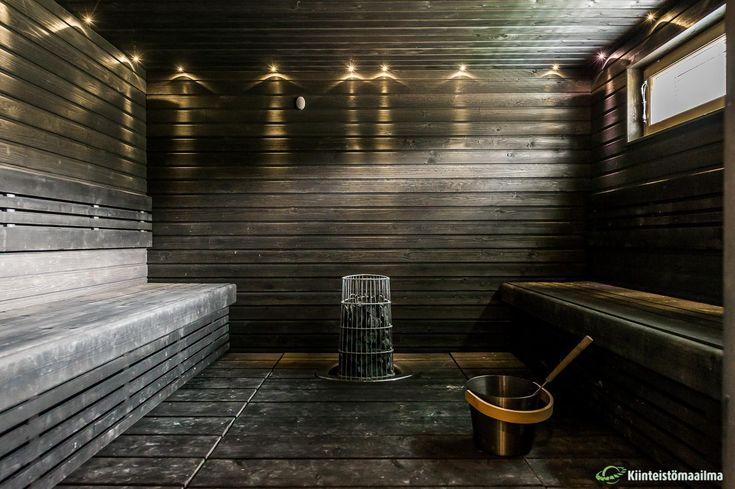 Moderni sauna, Etuovi.com Asunnot, 564f0ecbe4b09002ed151149 - Etuovi.com Sisustus