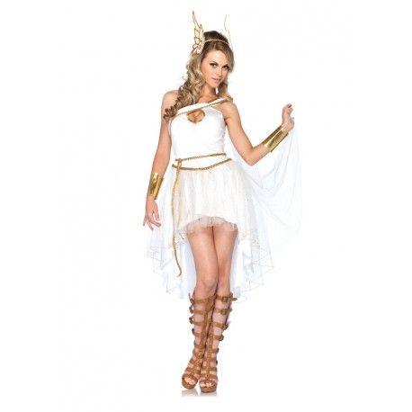 Disfraz Diosa Del Olimpo Disfraces Gamar