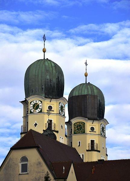 Vilshofen an der Donau-Schweiklberg, Kloster (Passau) BY DE