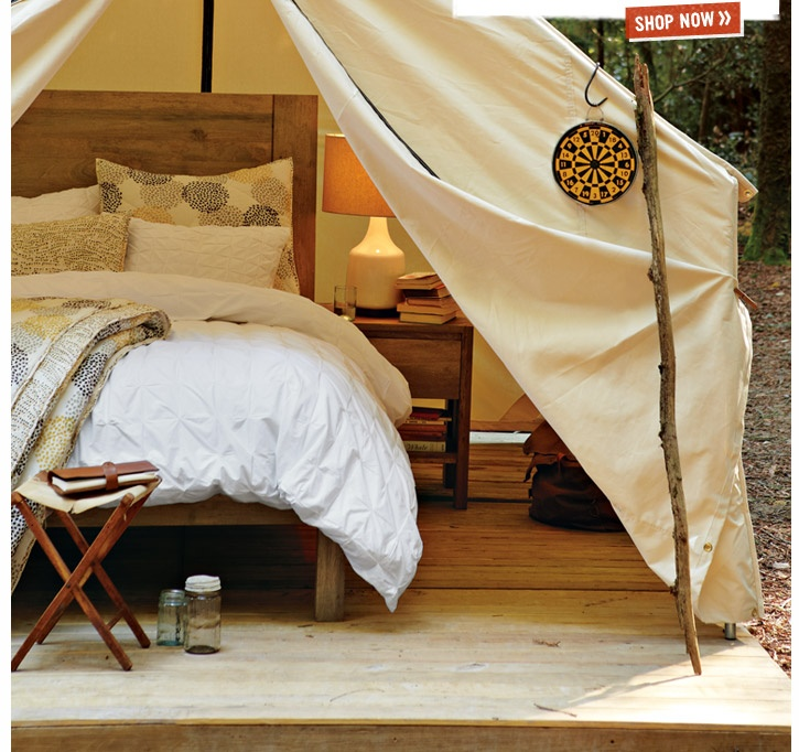 40 best tent love images on pinterest tents tent for Canvas platform tents