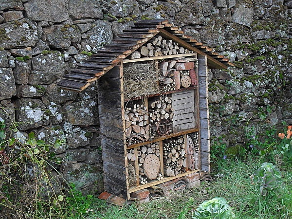 17 best images about insect hotels on pinterest gardens shelters and the hives. Black Bedroom Furniture Sets. Home Design Ideas
