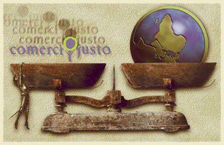 el comercio justo es igual al mundo